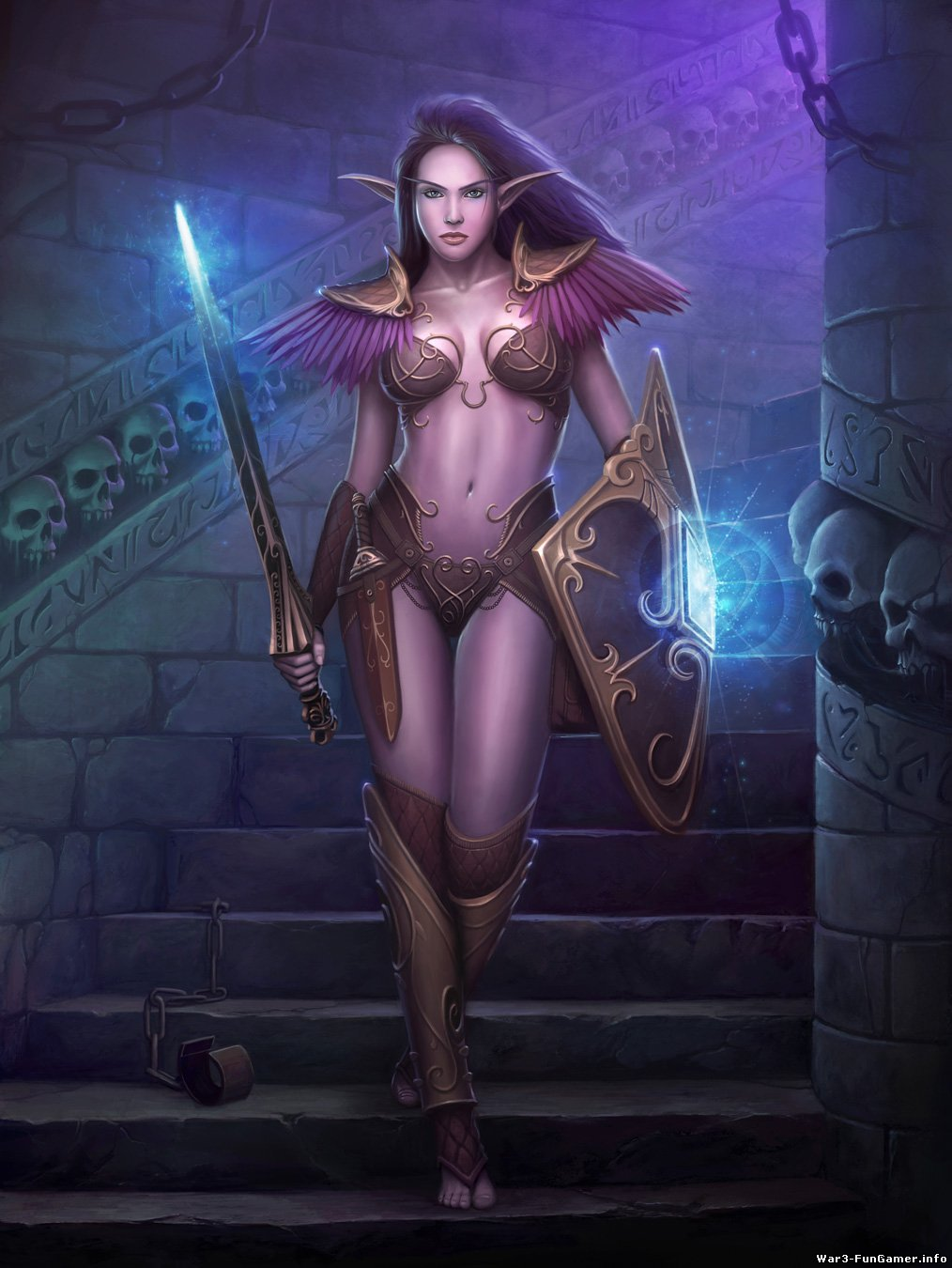 World of warcraft futanari mod sex muscle whores